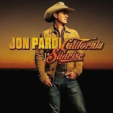Jon Pardi - California Sunrise CD Universal