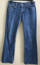 Citizens of Humanity Women's Size 31 Jeans Kelly #001 Stretch Low Waist Bootcut