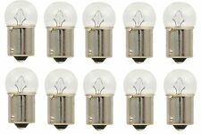 10x 97 Miniature Lights G6 Low Voltage Light Bulb 12V Ba15s Bayonet Lamp New