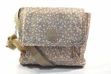 Kipling KI1046 4JP Alexis Dainty Daisies Beige Nylon Ladies Crossbody Bag