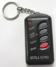 Bulldog Security keyless remote control entry starter keyfob key fob wireless