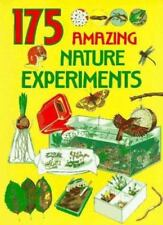175 Amazing Nature Experiments by Rosie Harlow and Gareth Morgan (1992, Hardcove