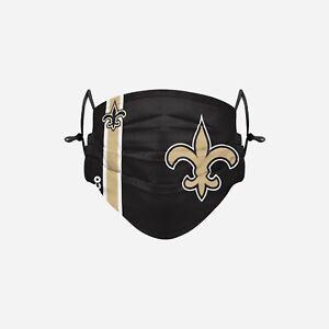 NFL New Orleans Saints Face Mask, 100% Cotton