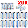 Trustfire CR123A 123A DL123 EL123 3 Volt Lithium Batteries For Camera (20 Pack)
