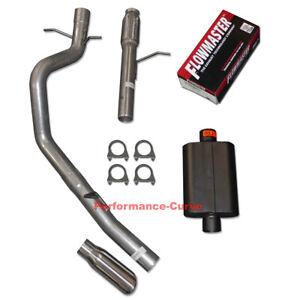 09-14 Chevrolet Tahoe GMC Yukon 5.3 Performance Exhaust w/ Flowmaster Super 40