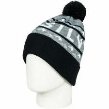 Quiksilver Routine Mens Headwear Beanie Hat Black One Size