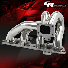FOR S13/S14 SR20/SR20DET T25/T28 FLANGE STAINLESS TURBO/TURBOCHARGER MANIFOLD
