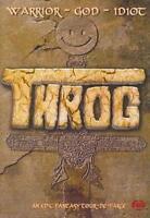 THROG NEW DVD