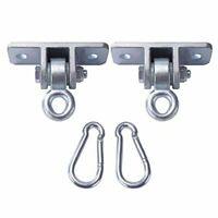 Heavy Duty Swing Hangers with 2400lbs Capacity Great for Playground swing set