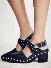 Free People X Jeffrey Campbell Winchester Heels Size 8 $178 S/O Studded