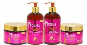 Mielle Pomegranate & Honey Hair Products-Type 4 hair