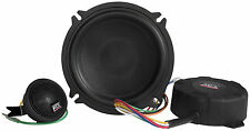 MTX Signature Series SS5 5.25 inch 125W RMS 2-Way Component Speaker Pair