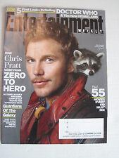 Entertainment Weekly #1320- How Chris Pratt Went From Zero To Hero - 18-Jul-2014