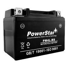 12VX4L YTX4L-BS Battery for Kawasaki Generator XR250L TTR125 DR350 KTM XC SX