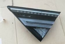 AUDI A7 4G 2016 TAIL INSERT LIGHT O/S/R DRIVER SIDE RIGHT 4G8945094H