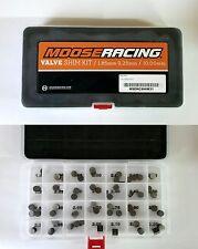 Válvula Shim Set PLAQUITAS Válvula 10mm KTM EXC 690 530 400 450 950 990 RC8 DUKE