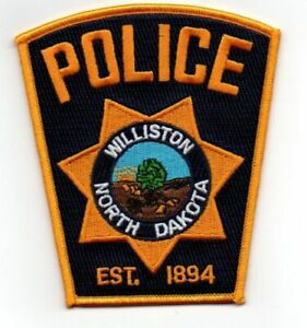 NORTH DAKOTA ND WILLISON POLICE NEW PATCH SHERIFF