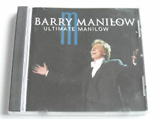 Barry Manilow - Ultimate Manilow (CD Album) Used very good