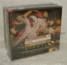 K-POP TOHOSHINKI Vol.4 Mirotic Taiwan Ltd CD + 60P Booklet