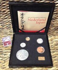 """NEDERLAND 2009 PRESTIGE SET """"JAPAN""""  COMBISET 400 jaar Handesbetrekkingen"""