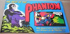 The Best of The Phantom comic book - 1985