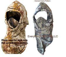 ScentBlocker All Season Quad Headcover Facemask w/TRINITY QHCT Mossy Oak OSFM