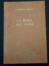 La Hora del Nino por J Ramirez de Arellano Puerto Rico 1967