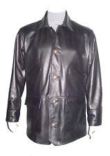 M Sz Custom Mens Fashion Leather Coats Inexpensive Luxury Leather Clothing 2022