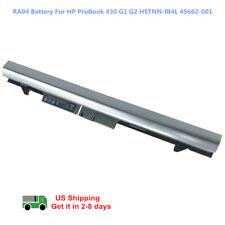 Genuine RA04 Battery For HP ProBook 430 G1 G2 HSTNN-IB4L 45662-001 708459-001