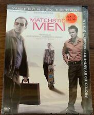 Matchstick Men (Dvd, 2004, Widescreen) New & Sealed Ridley Scott Film