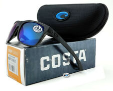 New Costa OCEARCH REMORA Polarized Sunglasses | Tiger Shark / 580P Blue Mirror