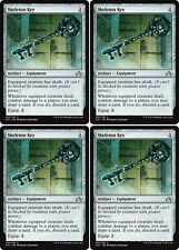 4x SKELETON KEY Shadows over Innistrad MTG Artifact — Equipment Unc