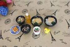 Kitchen Set 5Pcs Dollhouse Miniature Noodle Food Candy Toy Re ment Size