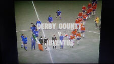 Derby County 0-0 Juventus FC 25-04-1973 1/2 final EC-1, Capello on DVD