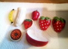 Novelty Fridge Magnets Fruits