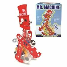 Ideal Mr. Machine Robot Classic Wind Up Educational Toy - SALE!