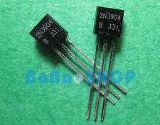 30pcs (15pcs 2N3904 NPN + 15pcs 2N3906 PNP ) General Transistor TO-92 New