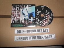 CD Pop Creme De Menthe - Impossibility (12 Song) Promo HAUSMUSIK