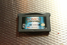 Bionicle Heroes GAMEBOY ADVANCE - FREE POST