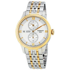 Tissot Le Locle Automatic Silver Dial  Mens Watch T006.428.22.038.02