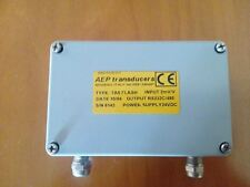 New AEP TRANSDUCERS RS232C and RS485 Modbus