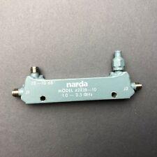 narda 4243B-10 Directional Coupler 1.0 - 3.5 GHz, 10 dB, SMA (f)