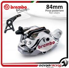 Brembo pinza freno post Supersport CNC P2 34 INT 84mm nichelata+soporte Suzuki