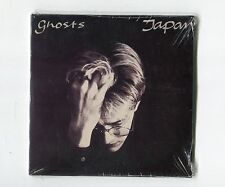 Japan - SEALED (!) 3-INCH-cd-maxi GHOSTS © 1988 UK-3-track # CDT 11 Synth-pop