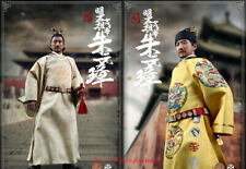 303TOYS 1/6 SERIES OF EMPERORS - ZHU YUANZHANG THE EMPEROR TAIZU OF MING INSTOCK