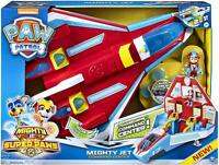 PAW Patrol Super PAWs 2in1 Transforming Mighty Pups Jet Command Center FASTPOST