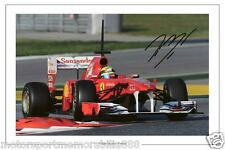 Felipe Massa  SIGNED 6x4 PHOTO F1 FORMULA ONE FERRARI AUTOGRAPH