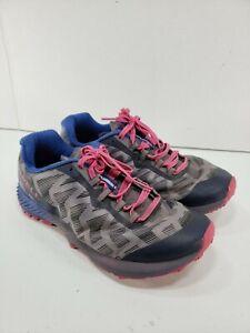 Merrell Women's J06110 Agility Synthesis Flex Sneaker, Shark Size 9 Shoes