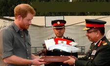 gurkha army RAJAGAJ Prince Harry gift khukuri kukri kukuri Nepalese knife