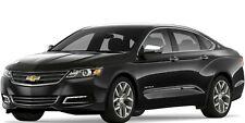 Chrome Door Trim Molding For New Body Style 2014-2020 Chevrolet Impala